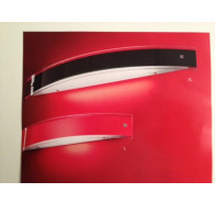 Fiorentino VA5154 Large Red Wall Light