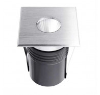 Atom AT9316 12V DC 5W 316 Stainless Steel Square Inground Uplight