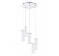 Eglo Pinto 5 Lights Round Pendant Lights