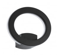 Eglo Emollio 1x10w Led 3000k Ring Wall Light