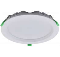 Tradetec Arte 20W dimmable LED downlight kit in white