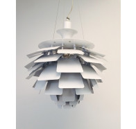 Fiorentino Artichoke 1 Light Pendant