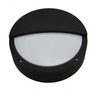 Atom AT5402/LED Large Eyelid Round Cast LED Bunker Light