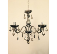 Fiorentino Evenue 3L Chrome Crystal Chandelier B15