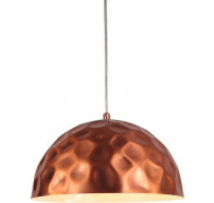 1 Light Copper Pendant