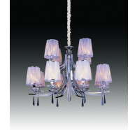 Fiorentino Bocelli 12 Lights Pendant Light