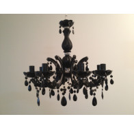Fiorentino C Mar 8 Light Chandelier