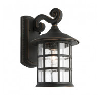 Cougar Coventry Large Bronze Exterior Wall LIght