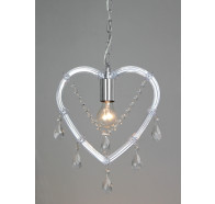 Fiorentino Cuore 1 Light Pendant