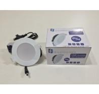 Fiorentino FD10W- White-FLAT IP54 Downlight