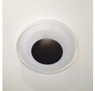 Flourescent Oyster Light Round