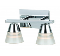 Telbix Heston 2 Light LED Vanity Light