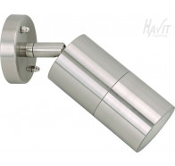 Havit HV1272 Single Adjustable 304 Stainless Steel Wall Pillar Light