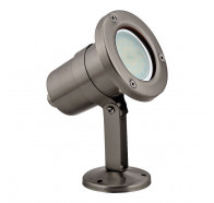Havit HV1432 12V 316 Stainless Steel Single Adjustable Spike and Surface Mounted Spot Light