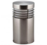 Havit HV1605 12V 316 Stainless Steel Mini Bollard Light with Opal Diffuser