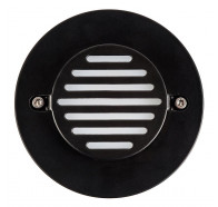Havit HV3219 12V Round Black Recessed LED Step Light
