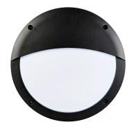 Havit HV3671 Black Round LED Bunket Light with Eyelid
