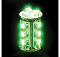 Havit HV9527 Green G4 12V 1.4W LED Bi-Pin Globe