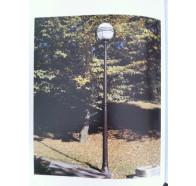 Fiorentino MG 1 Light Post and Top