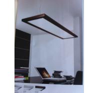 Fiorentino Girevo 2 Light Fluorescent Pendant