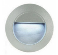 Fiorentino LED JO1 Round 1 Light Exterior LED Wall Light