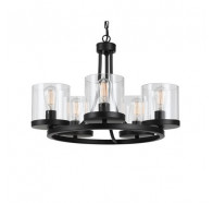 Telbix Largo 5 Light Pendant Light
