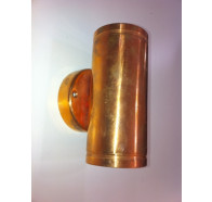 Fiorentino LF5017 Copper 2 Light Exterior Wall Bracket