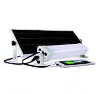 Martec Solar Powered 12W LED Batten Light Kit