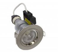 Martec Primary GU10 9W LED Fixed Downlight Kit