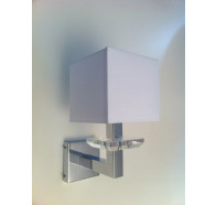 Fiorentino Modena A1 1 Light Wall Bracket Chrome