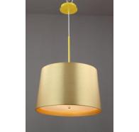 Fiorentino Punto Gold Large 1 Light Pendant
