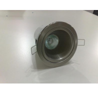 Fiorentino Raya Satin Chrome Round Downlight
