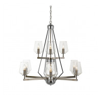 Telbix Risley 9 Light Pendant Light