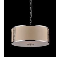 Fiorentino Rotondo 4 Light Drum Pendant Light