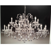 Fiorentino Salisburgo 18 Light Chandelier