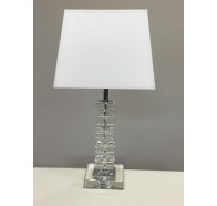 Fiorentino Scala Table Lamp with White Lamp