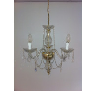 Fiorentino Toledo 3 Light Chandeliers