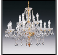 Fiorentino Toledo 12 Light Chandeliers