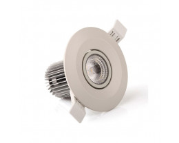 V & M Focal Led 3000K 10w Downlight