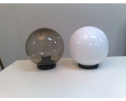 Modern Style Post Lights from Fiorentino