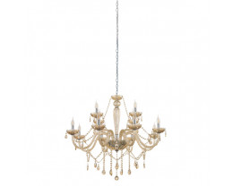 Eglo Basilano 12 Lights Pendant Chandelier