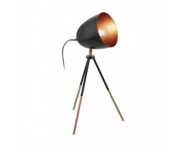 Eglo Chester Tripod Dome Head Table Lamp