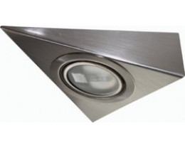 Fiorentino DL HF681 Satin Chrome Triangle Downlight