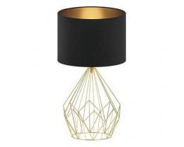 Eglo Pedregal 1X60W E27 Table Lamp copper