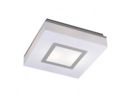 Telbix Brent Square Exterior Oyster Light
