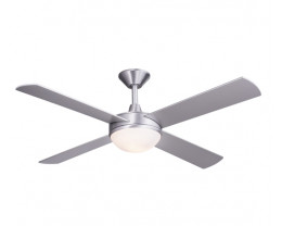 "Hunter Pacific Concept 2 52"" SMT Timber 4 Blade Ceiling Fan with Light Kit"