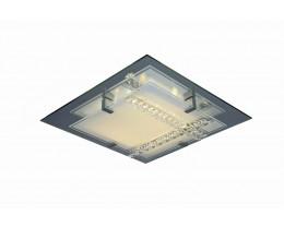 Crystal LED Oyster 34cm