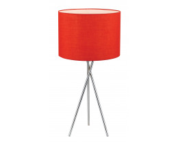 Telbix Denise Red Table Lamp