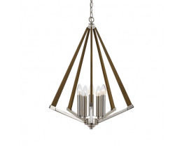 Telbix Graf 5 Light Pendant Lights
