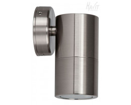 Stainless Steel Single Fixed Wall Pillar Lights